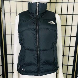 The North Face Black 550 Goose Down Women's Vest